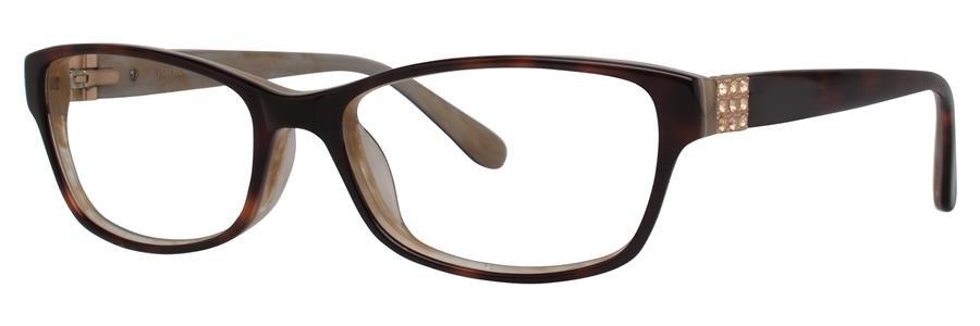 Vera Wang VA13 Tortoise Eyeglasses Size54-16-140.00