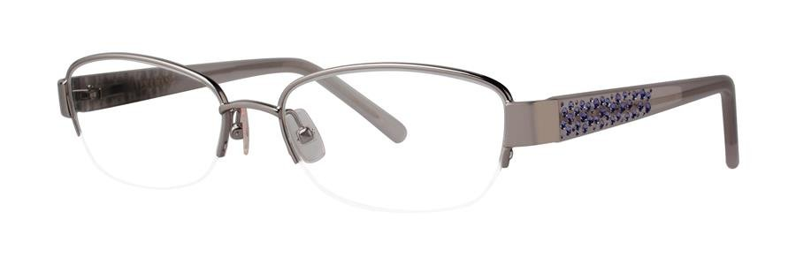 Vera Wang VALRAE Light Gunmetal Eyeglasses Size53-17-135.00