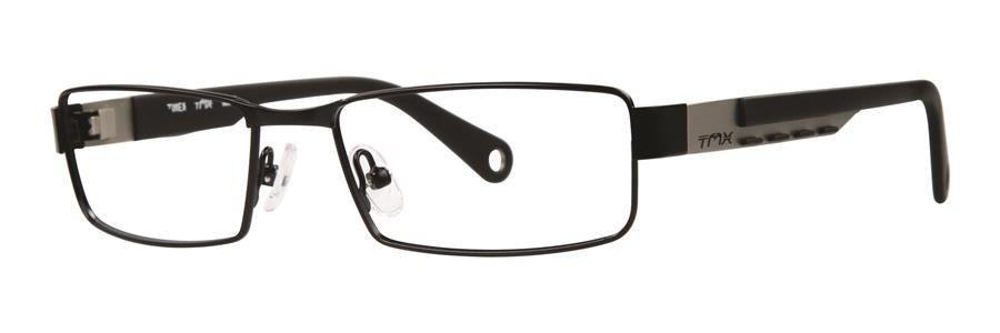 Timex VANISH Black Eyeglasses Size50-16-135.00