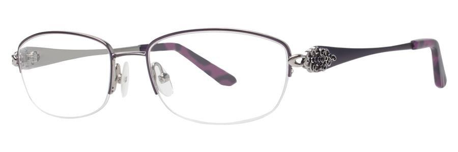 Dana Buchman VESTA Lilac Eyeglasses Size53-16-135.00