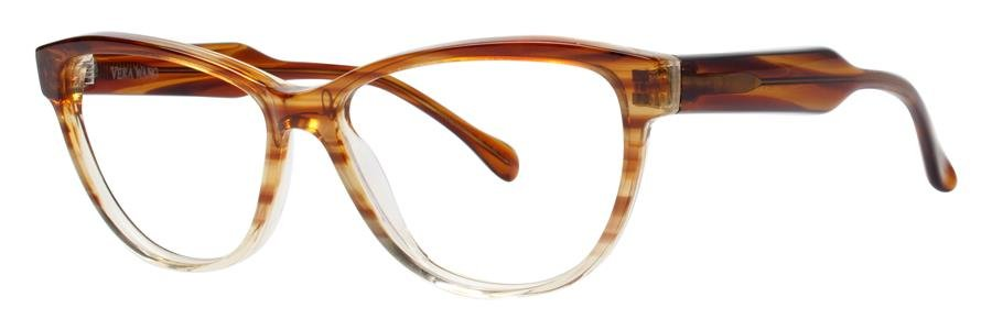 Vera Wang VEVA Blonde Eyeglasses Size56-13-140.00