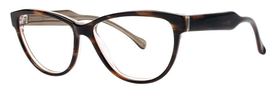 Vera Wang VEVA Horn Eyeglasses Size56-13-140.00