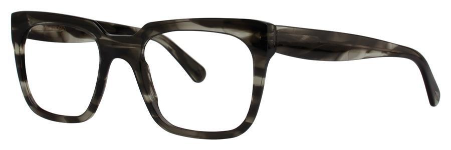 Zac Posen VICTOR Grey Eyeglasses Size49-20-140.00