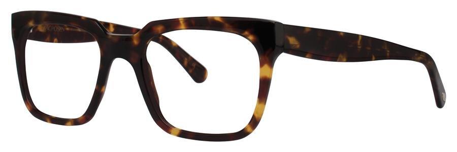 Zac Posen VICTOR Tortoise Eyeglasses Size51-20-145.00