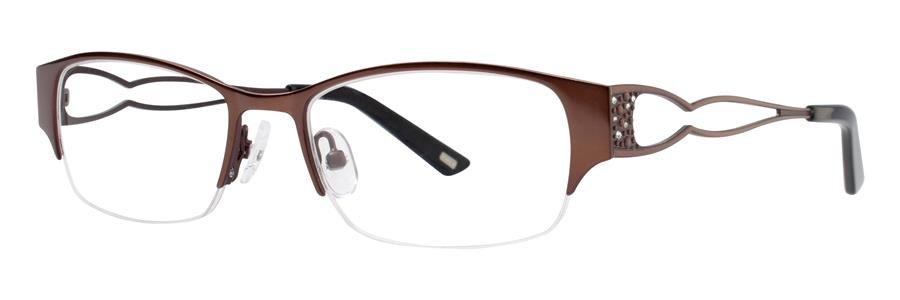 Timex VOYAGE Brown Eyeglasses Size50-17-130.00