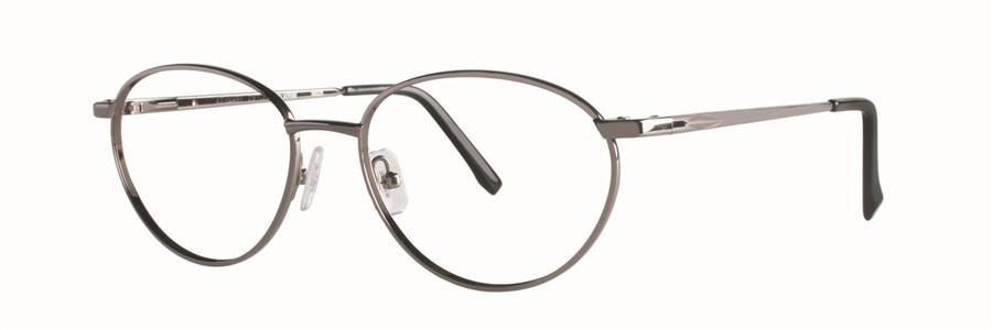 Wolverine W025 Gunmetal Eyeglasses Size56-17-145.00