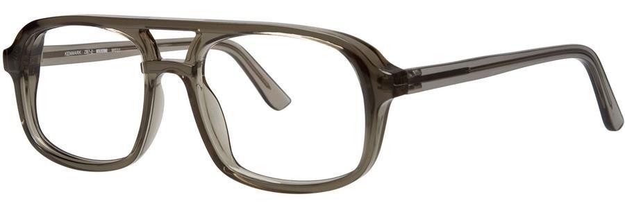 Wolverine W031 Grey Eyeglasses Size58-17-150.00