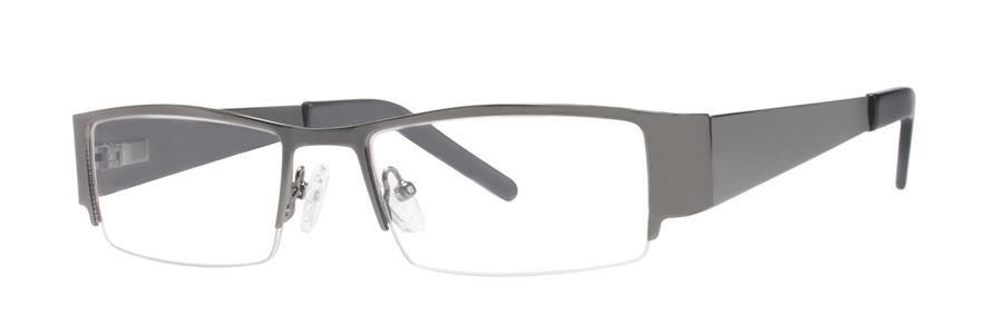 Gallery WADE Gunmetal Eyeglasses Size51-18-135.00