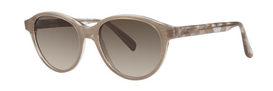 Vera Wang WENSICIA Taupe Sheer Sunglasses Size51-16-160.00