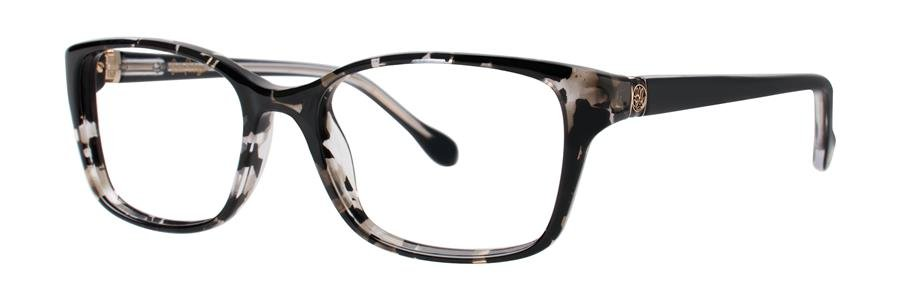 Lilly Pulitzer WESTLEY Black Tortoise Eyeglasses Size49-16-135.00