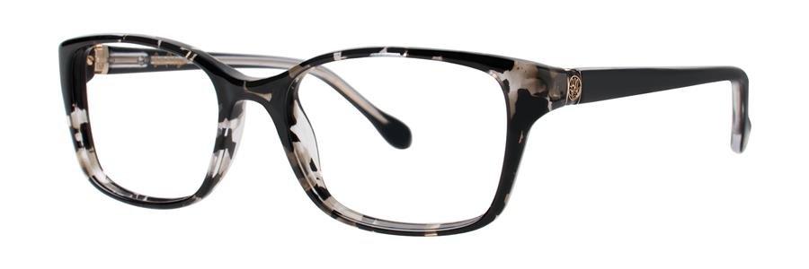 Lilly Pulitzer WESTLEY Black Tortoise Eyeglasses Size51-16-135.00