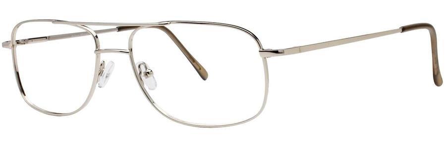 Gallery WESTON Silver Eyeglasses Size57-17-140.00