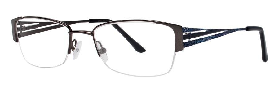 Dana Buchman WILONA Black Eyeglasses Size51-18-132.00