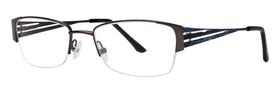 Dana Buchman WILONA Black Eyeglasses Size53-18-135.00