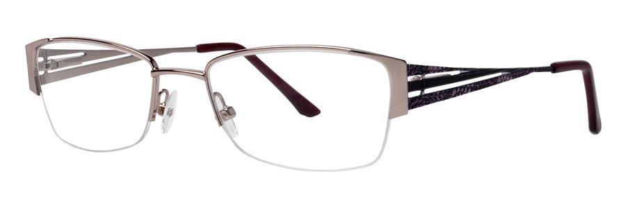 Dana Buchman WILONA Blush Eyeglasses Size53-18-135.00