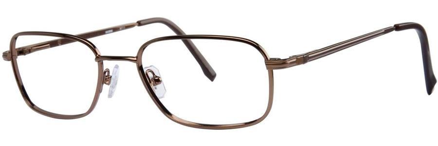 Wolverine WT11 Brown Eyeglasses Size54-18-140.00