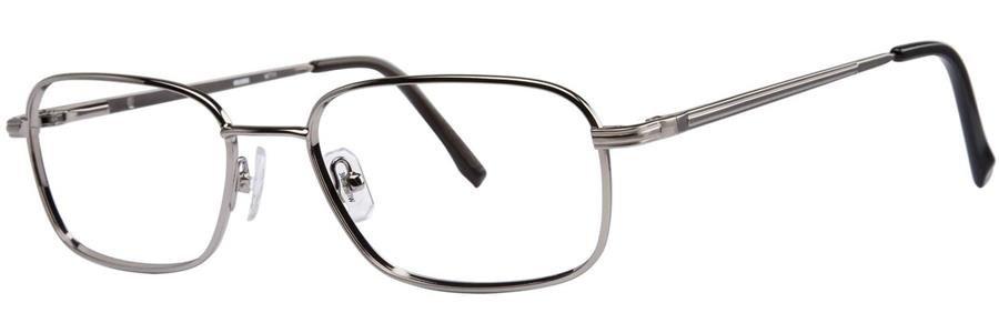 Wolverine WT11 Gunmetal Eyeglasses Size56-18-145.00
