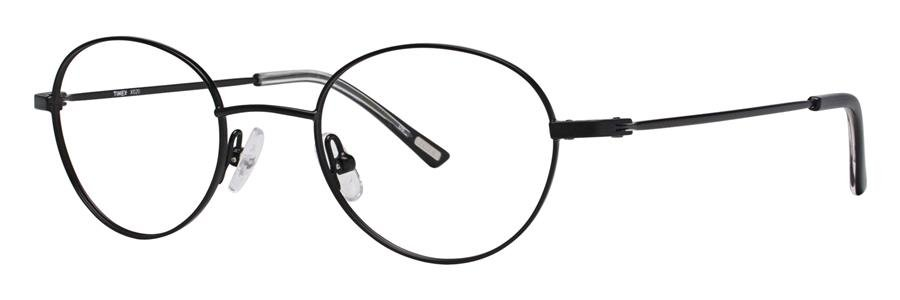 Timex X020 Black Eyeglasses Size44-20-133.00