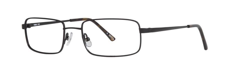 Timex X022 Black Eyeglasses Size51-18-135.00