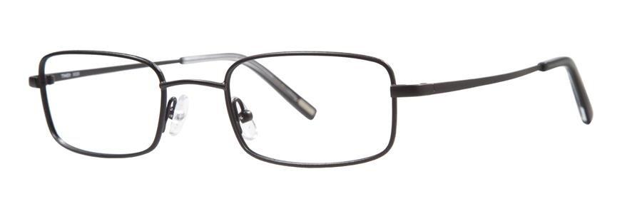 Timex X026 Black Eyeglasses Size46-20-135.00