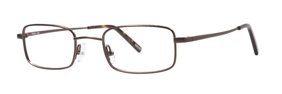 Timex X026 Brown Eyeglasses Size46-20-135.00