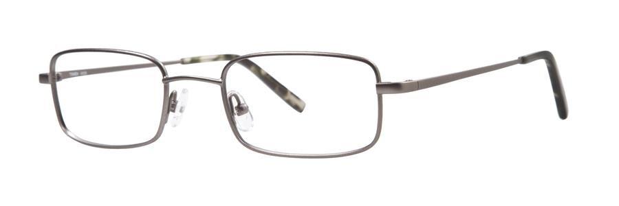 Timex X026 Gunmetal Eyeglasses Size46-20-135.00
