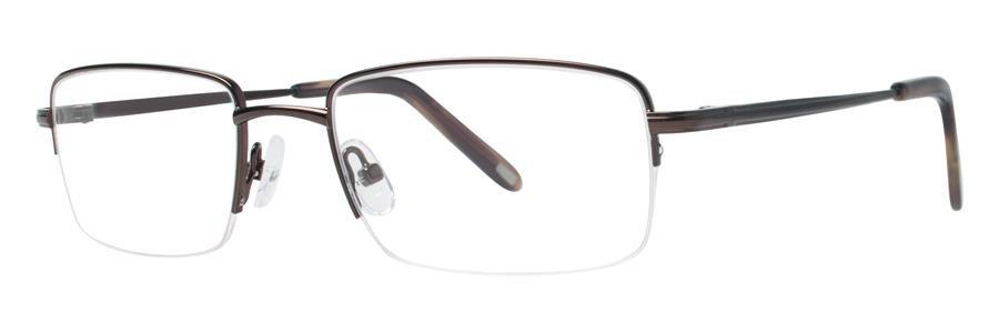Timex X027 Brown Eyeglasses Size53-19-145.00
