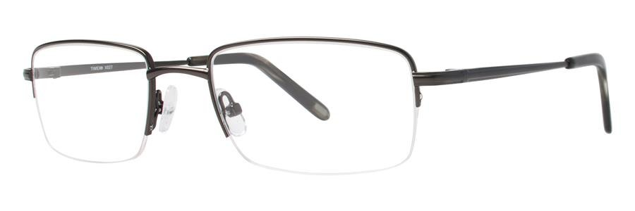 Timex X027 Gunmetal Eyeglasses Size53-19-145.00