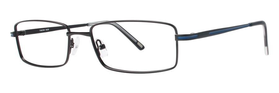 Timex X028 Black Eyeglasses Size54-18-140.00