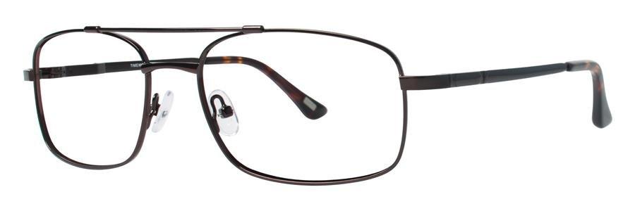 Timex X029 Brown Eyeglasses Size55-18-140.00