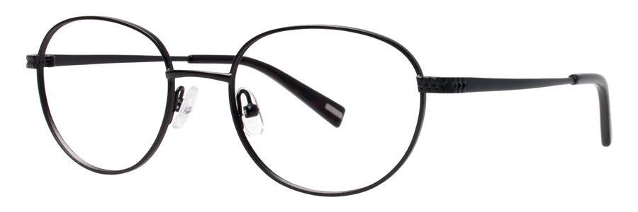 Timex X033 Black Eyeglasses Size52-19-140.00