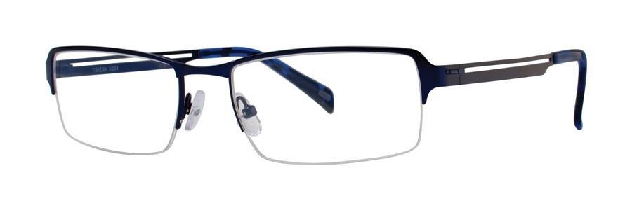 Timex X034 Navy Eyeglasses Size54-18-145.00
