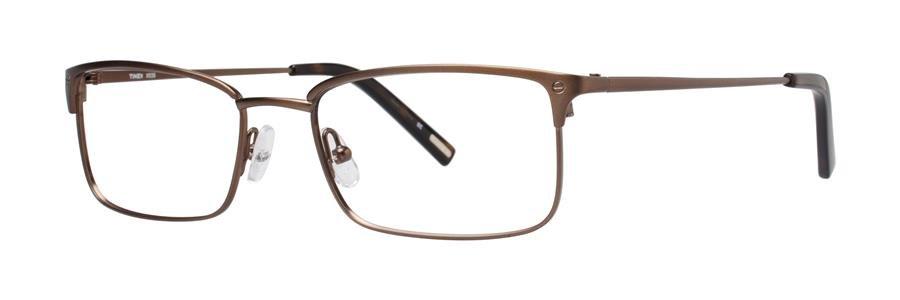 Timex X035 Brown Eyeglasses Size52-18-135.00