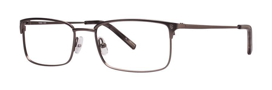 Timex X035 Gunmetal Eyeglasses Size52-18-135.00