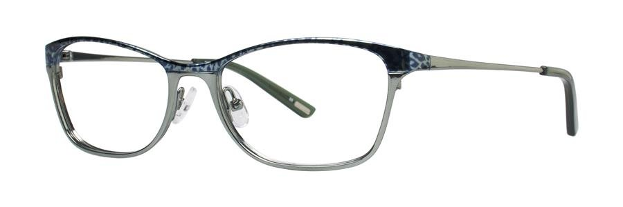 Timex X037 Teal Eyeglasses Size52-16-135.00