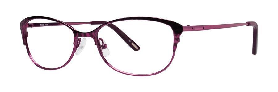 Timex X038 Berry Eyeglasses Size52-16-135.00