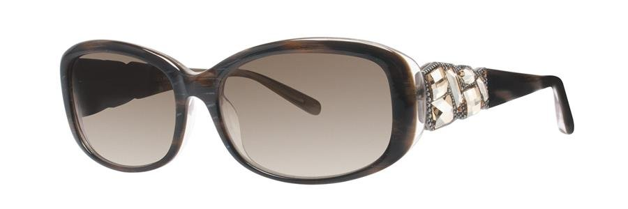 Vera Wang YOLAND Horn Sunglasses Size57-17-135.00