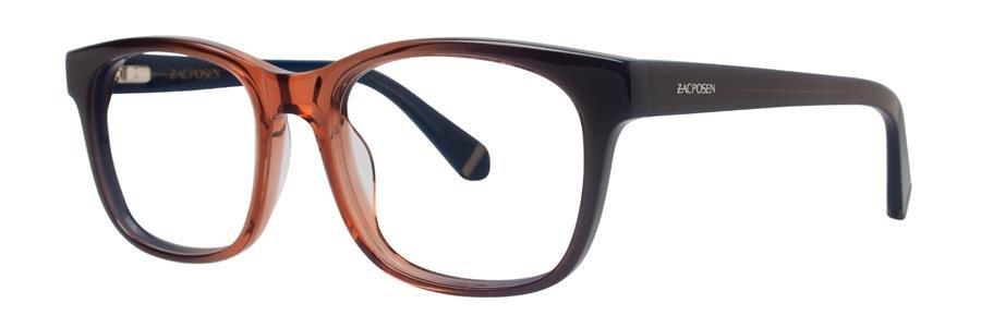 Zac Posen ZORA Mauve Eyeglasses Size53-18-135.00