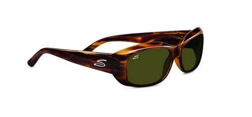 Serengeti Bianca Dark Stripe  Sunglasses