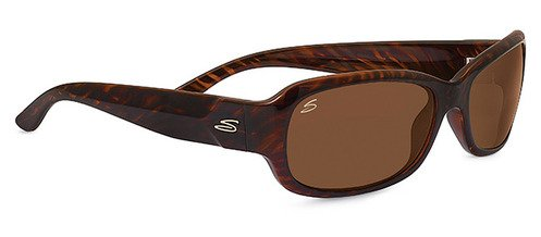 Serengeti Chloe Shiny Dark  Sunglasses