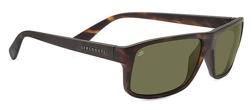 Serengeti Claudio Satin Dark  Sunglasses