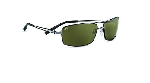 Serengeti Dante Shiny Gun  Sunglasses