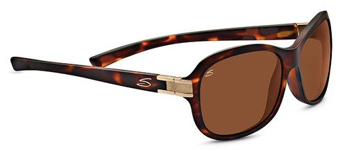 Serengeti Isola Satin Tortoise  Sunglasses