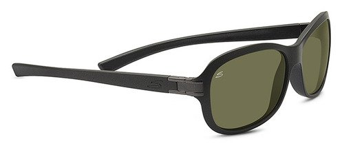 Serengeti Isola Sanded Black  Sunglasses
