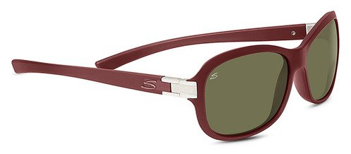Serengeti Isola Sanded Wine  Sunglasses