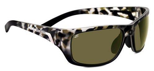 Serengeti Orvieto Black Tortoise  Sunglasses