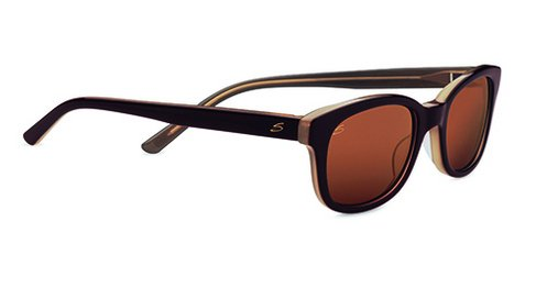 Serengeti Serena Burnt Almond  Sunglasses