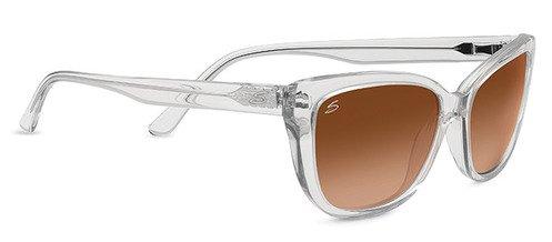 Serengeti Sophia Clear Crystal  Sunglasses
