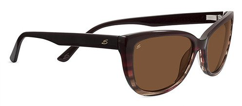 Serengeti Sophia Red Taupe  Sunglasses