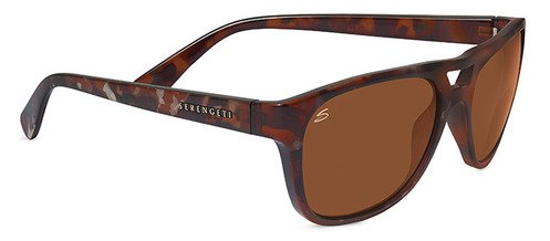 Serengeti Tommaso Shiny Taupe  Sunglasses